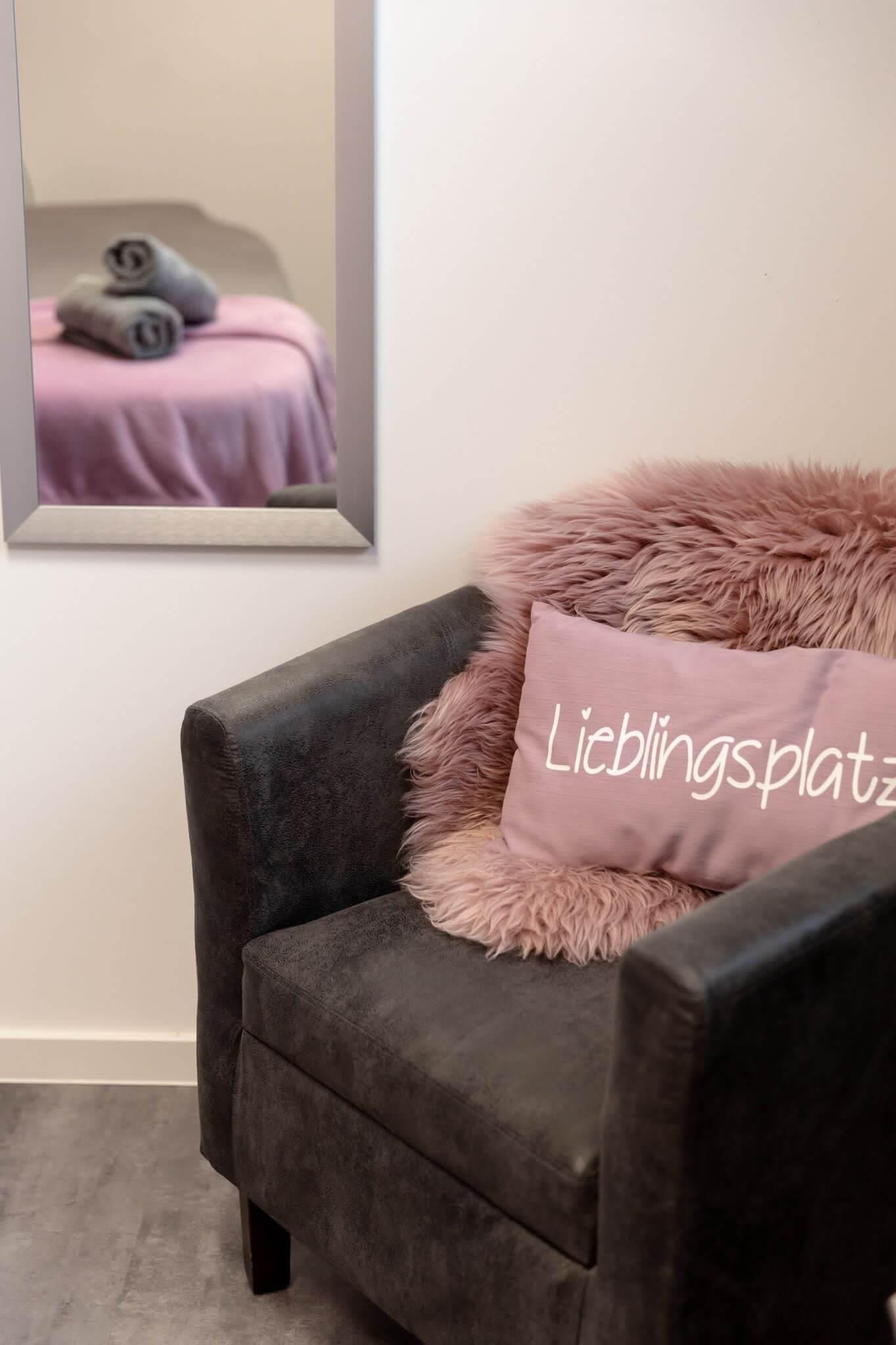 Hautnah Lounge - Sessel Lieblingsplatz